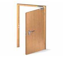 1-flg. Türen