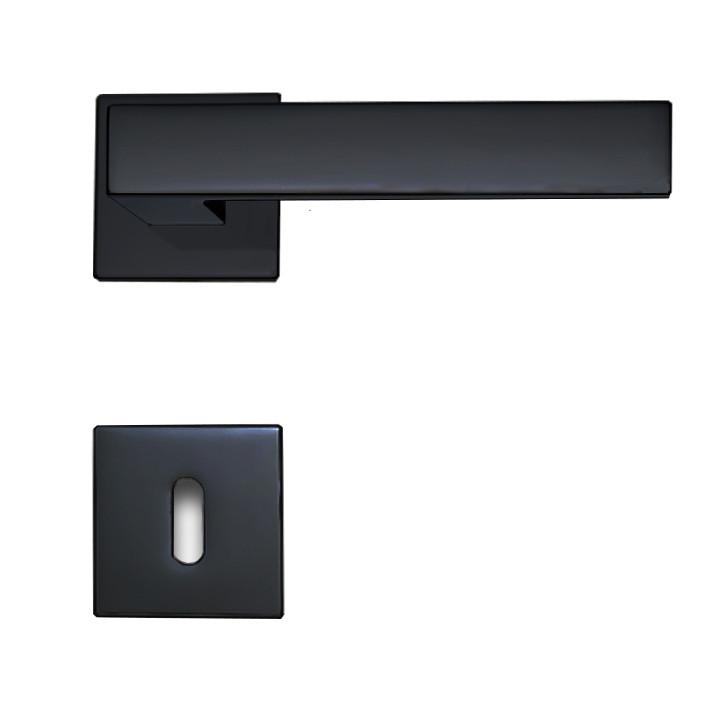 Corner Zincral matt schwarz  Buntbart