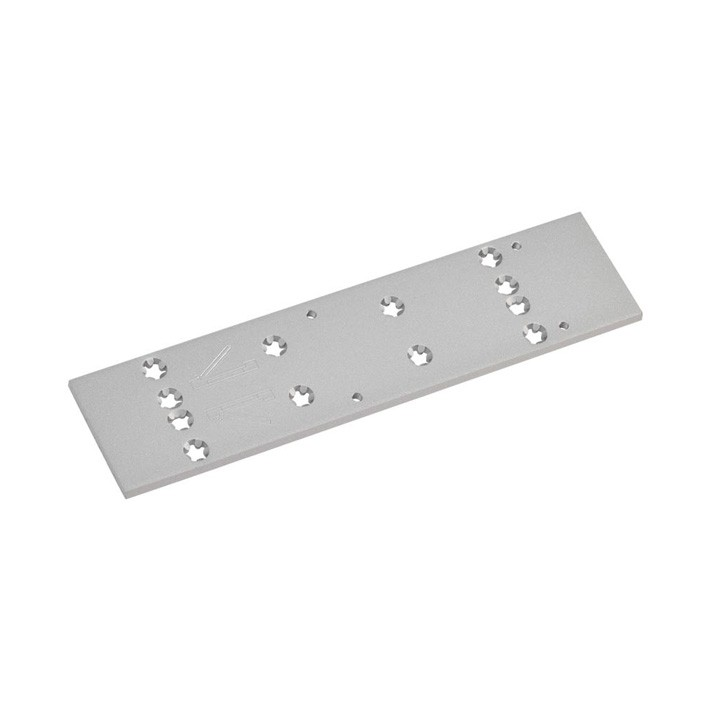 Montageplatte für TS 73 silber