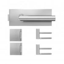 Karcher komplettset EGS360Q Glastürschloss