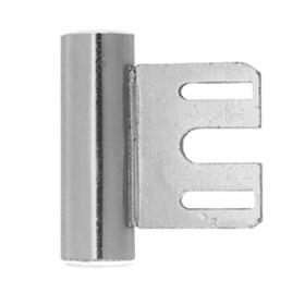 220-15-C02 SFS Rahmenteil mit Gleitlager, vernickelt