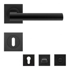 Karcher ER45Q Madeira Türdrücker-Rosetten-Garnitur Kosmos schwarz