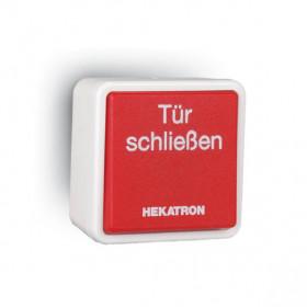 Hekatron Handauslösetaster HAT 02 Auf-/Unterputz